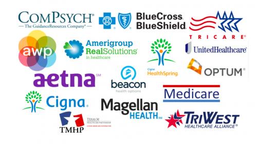 image of insurance logos